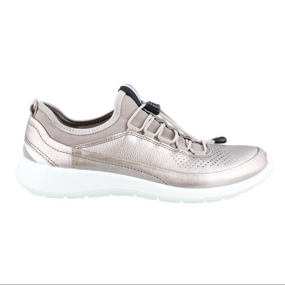 Toggle Grey Metallic Sneakers   Poshmark